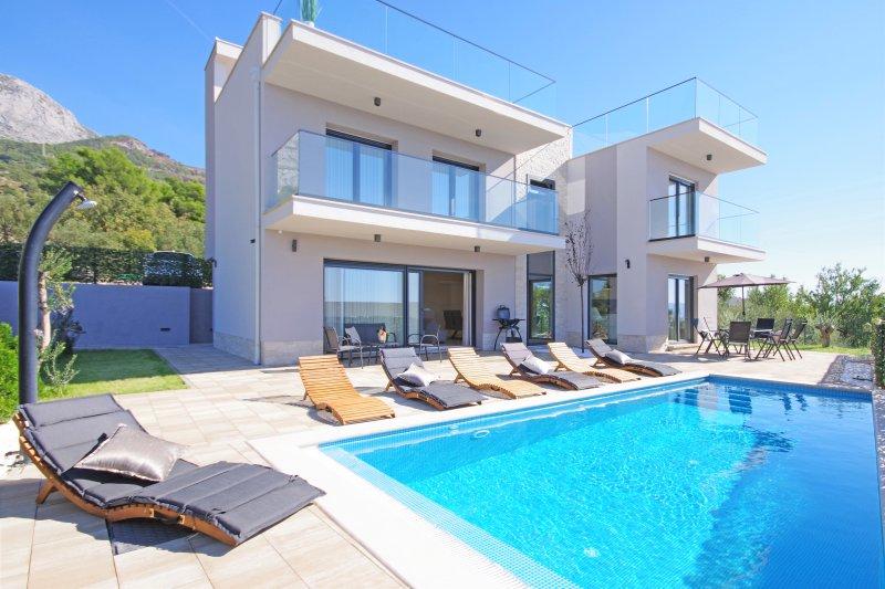 Villa Olive Hill - Makarska Riviera