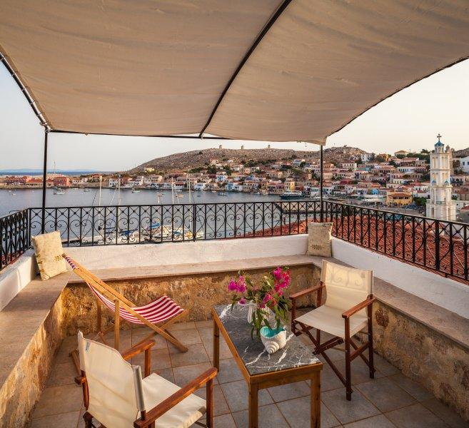 Villa Rosalia, holiday rental in Tilos