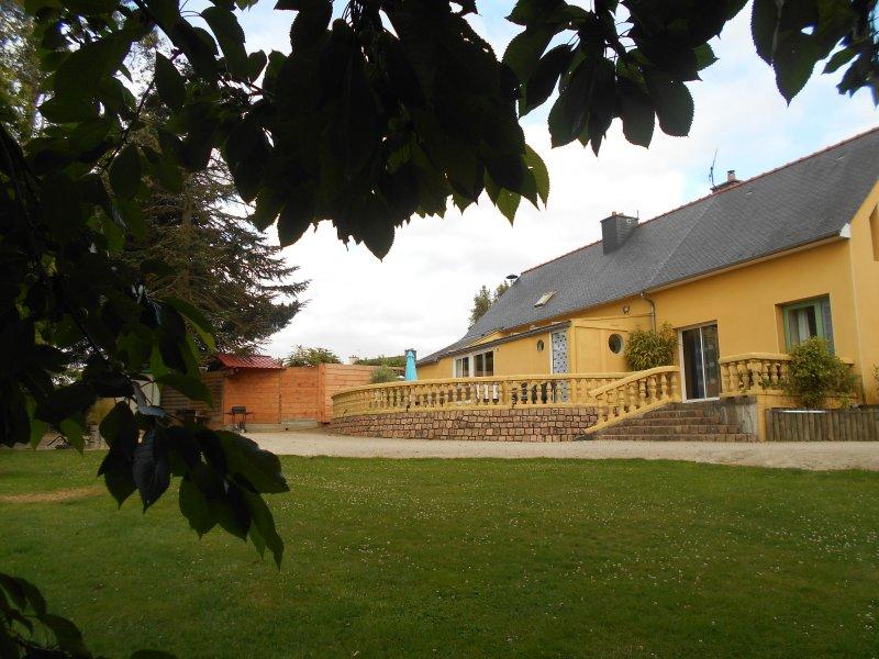 giardino terrazza cottage