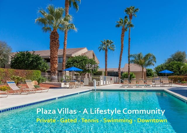 Plaza Villas - A Lifestyle Community in Downtown Palm Springs