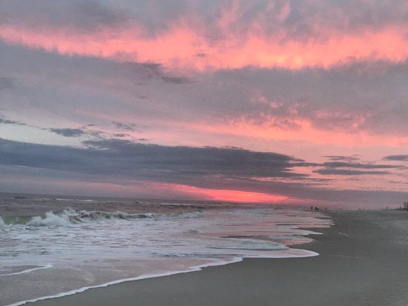 Golfo de México el paraíso!