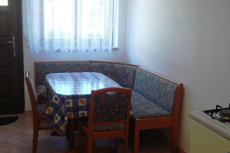 Plavi (4): sala de estar