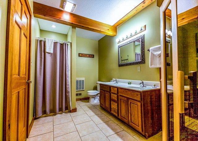 Salle de bain cabine Blackjack