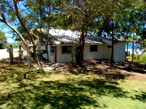La Casa de Curia Ocean view Cottage, Ferienwohnung in Machalilla National Park