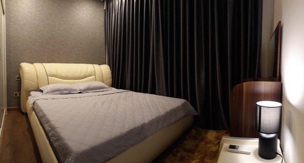 Nous avons 2 chambres avec lit double pour votre sommeil confortable.