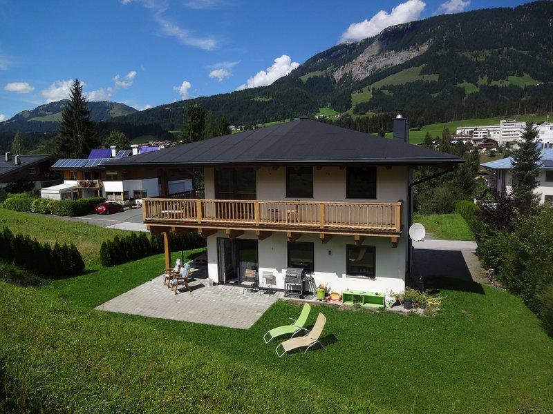 Chalet France - Urlaub wie in den eigenen vier Wänden – semesterbostad i St. Ulrich am Pillersee