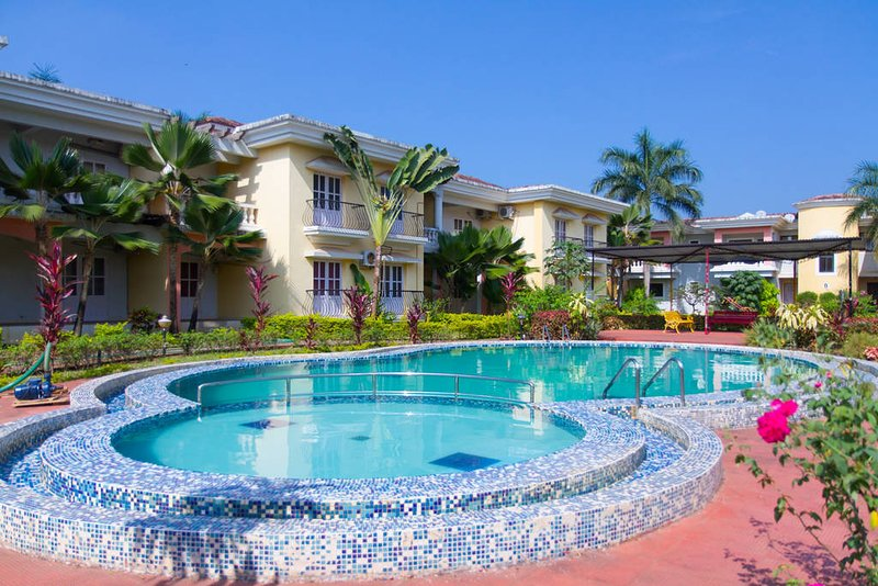 luxurious Furnished Ground Apartments, vacation rental in Majorda