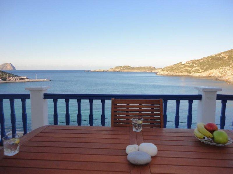 Eleni's Apartment, location de vacances à Mitata