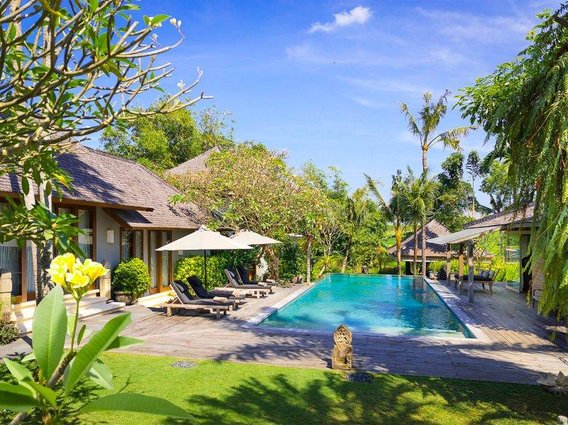 Villa Hansa - La piscine