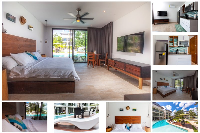 Luxurious ambience with traditional Mexican style in the middle of Tulum on the Riviera Maya!
