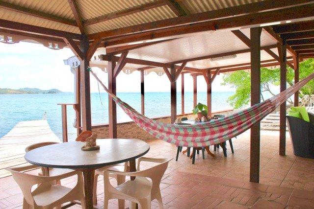 Spacious house with sea view & Wifi, alquiler de vacaciones en Le Francois