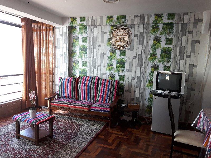 departamento en cusco, holiday rental in Huarcapay