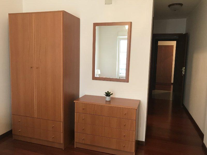 Double bedroom with bathroom