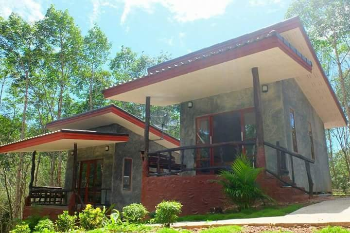 Banchoengkoa resort it is new recently building on 16 October 2017 has location, vacation rental in Trat