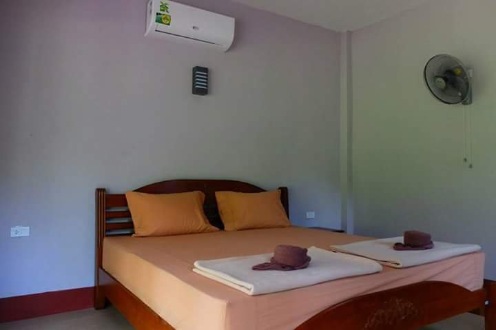 Large single room  Air conditioner  TV Free Wi-Fi  Bathroom  Shower Towel  You will get comfortable