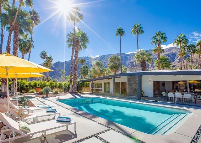 Modern Monte Vista - Location de vacances à Palm Springs