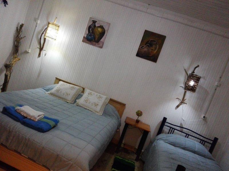 Hostal Atrapasueños es un lugar cálido  y cómodo para sus noches de descanso, alquiler de vacaciones en Ancud