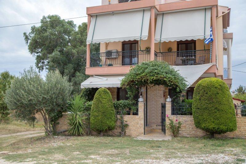 Sofia's Villa, vacation rental in Nikiti