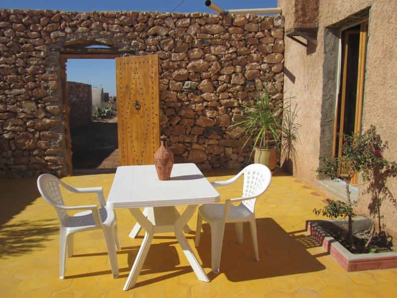 Maison de vacances (gîte) tout confort, alquiler vacacional en Berkane