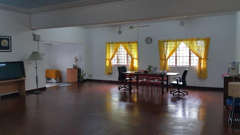 Ground floor workshop/event hall