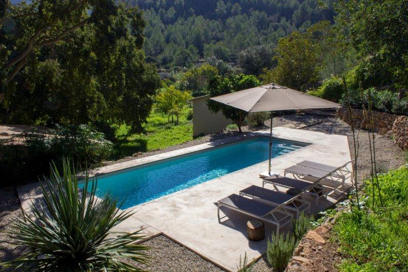 Idylic country villa, location de vacances à Estellencs
