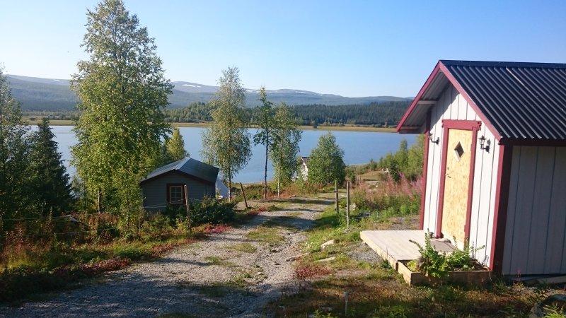 Fjällstuga för singlar i Svenska Lappland, vacation rental in Vasterbotten County