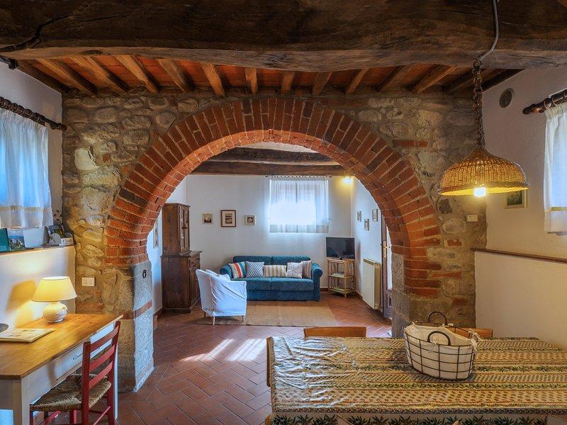 Large apartment La Capannina - swimming pool and garden, casa vacanza a Passignano Sul Trasimeno