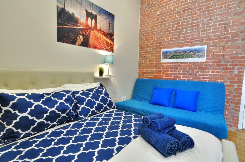 Charming studio updated 2019 1 bedroom apartment in new - One bedroom apartment in new york city ...
