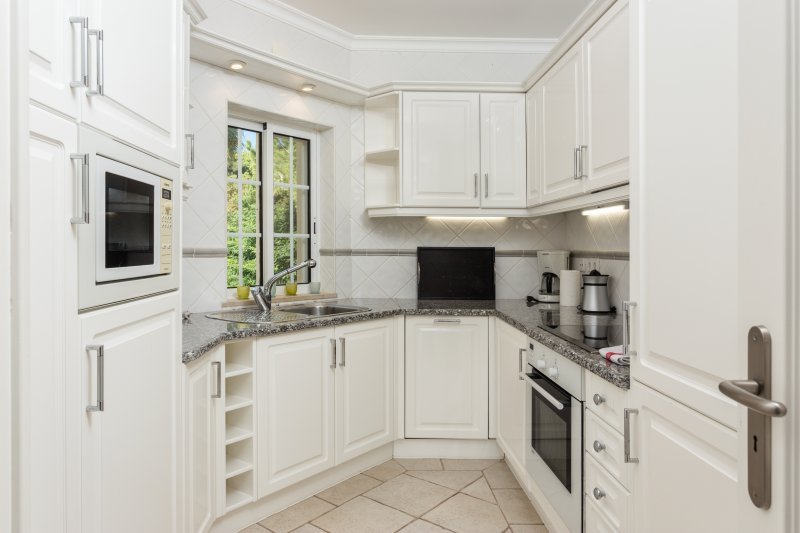 Fully Equippted Kitchen