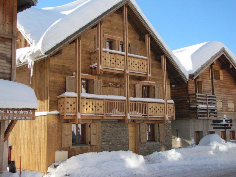 Chalet Petite Etoile des Neiges, vacation rental in L'Alpe-d'Huez