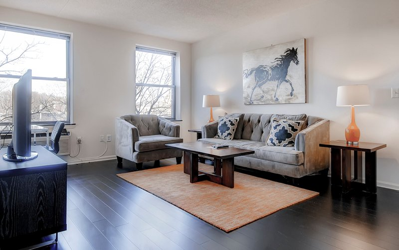 Global Luxury Suites at Chancery, holiday rental in Basking Ridge