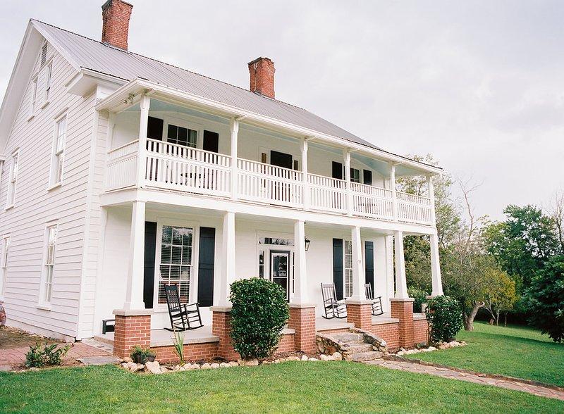 Tumlin House - Dahlonega, vacation rental in Dahlonega