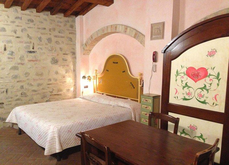 Apartment Venus (4 people) - Umbria, Ferienwohnung in Pistrino