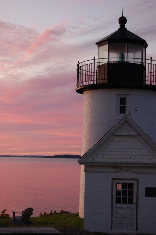 phare île Curtis