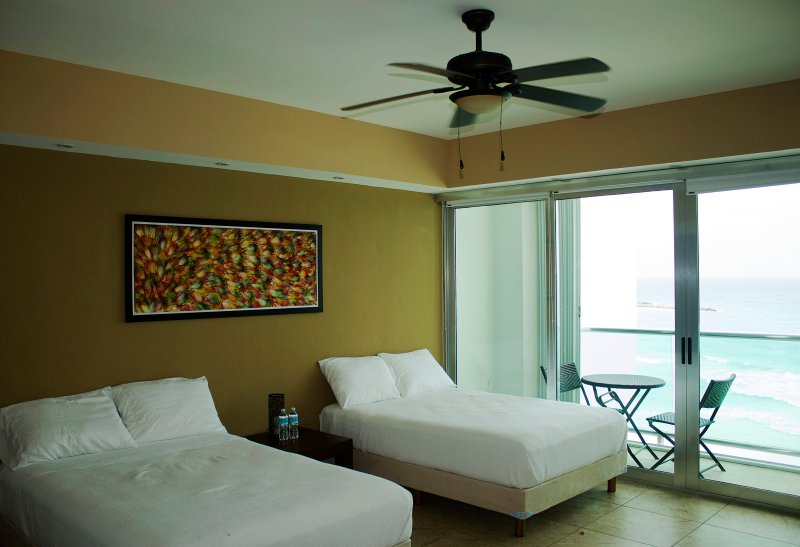 Cancun Suite Ocean View Private, vacation rental in Cancun