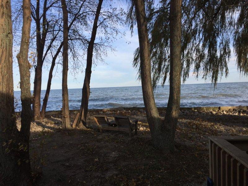 Bienvenido a la serenidad Shores donde se hacen las memorias.