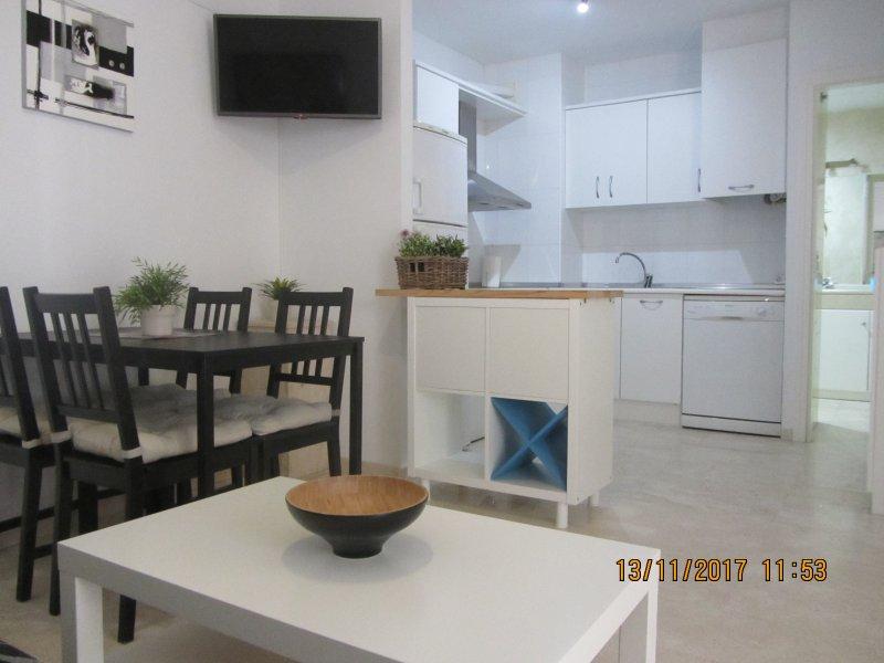 Apartamento centro histórico (Wifi), alquiler vacacional en Málaga
