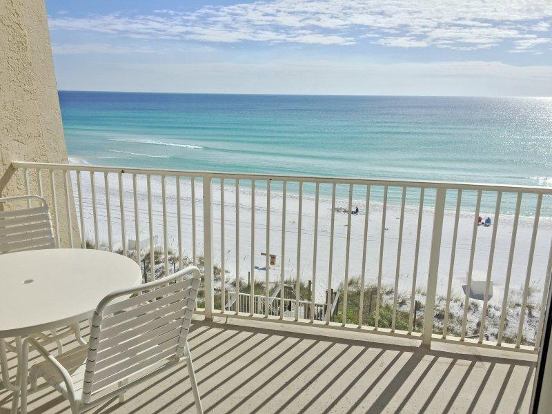 B405 beachhousecondo on the beach destin 1 br updated - 1 bedroom beachfront condo in destin fl ...