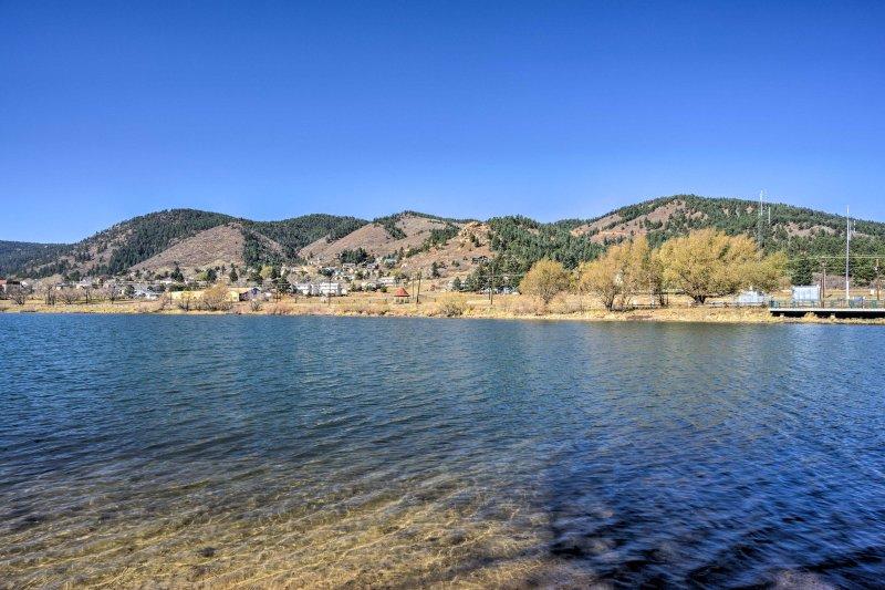 ¡Seguro que disfrutarás de una escapada inolvidable a orillas del lago Palmer!
