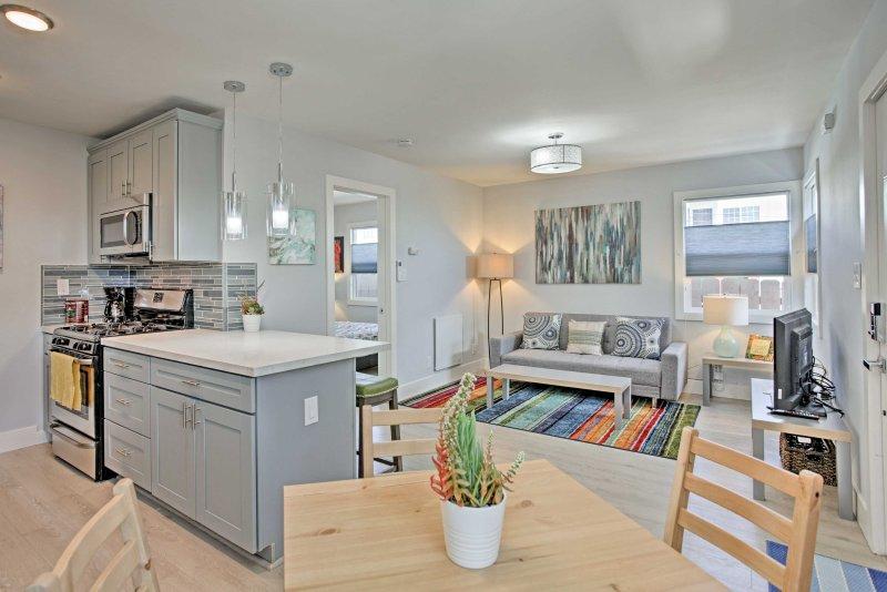 Explorez San Diego 1 lit de charme, vacances maison de location 1 salle de bain!