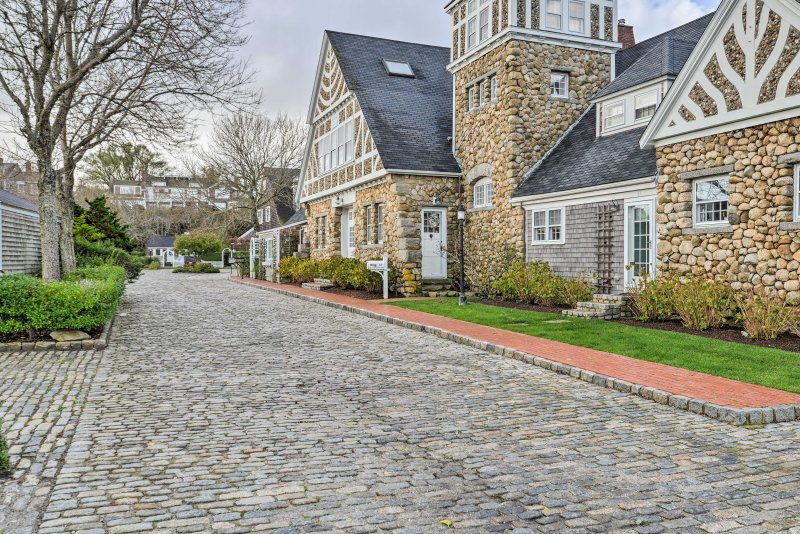 Located just minutes from the beach and nearby shopping, this property offers convenience and prime access to local attractions on historic Nantucket Island.