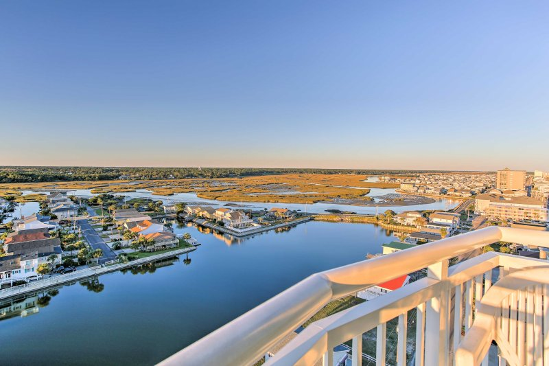 Discover oceanfront serenity at this 1-bedroom vacation rental condo.