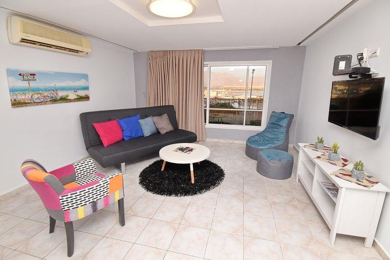 Yaeli's Eilat Vacation apartment -יעלי'ז דירת נופש באילת, location de vacances à Eilat