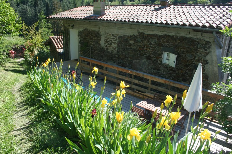 Gîte le Clos d'Aurore, holiday rental in Camprieu