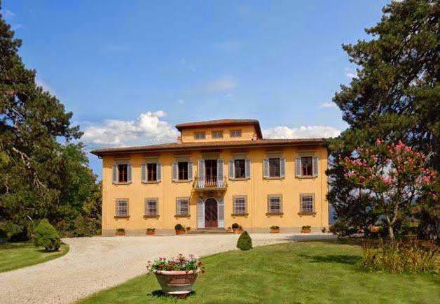 Villa Rostolena, casa vacanza a Vicchio
