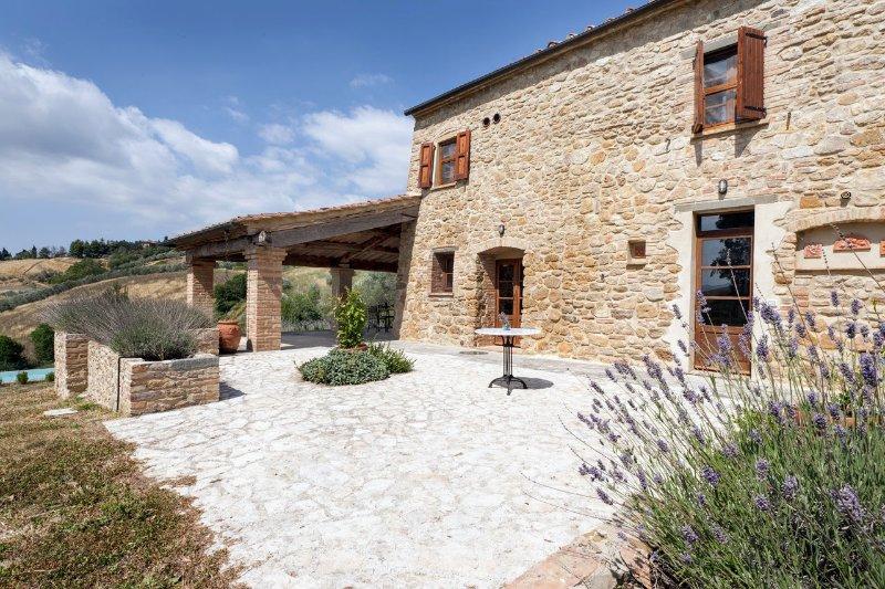 Villa Fraggina_Volterra_2