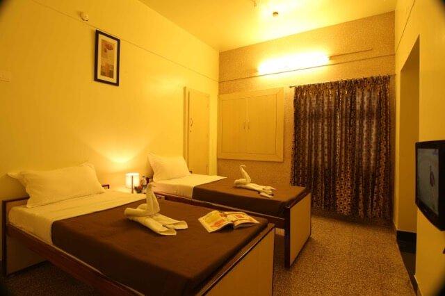 Deluxe habitación triple cama