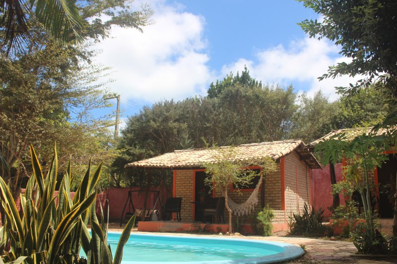 Chales Jack & Jill, holiday rental in Tibau do Sul