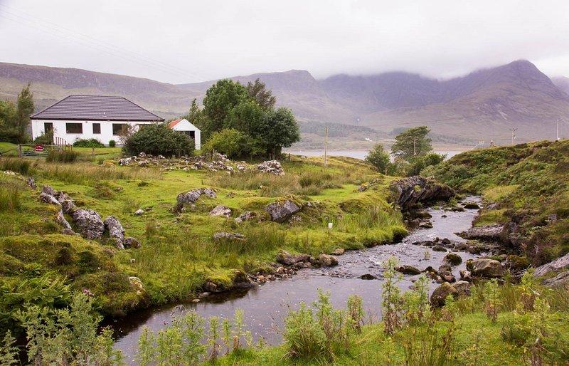 Allt Slapin, Torrin, location de vacances à Île de Skye