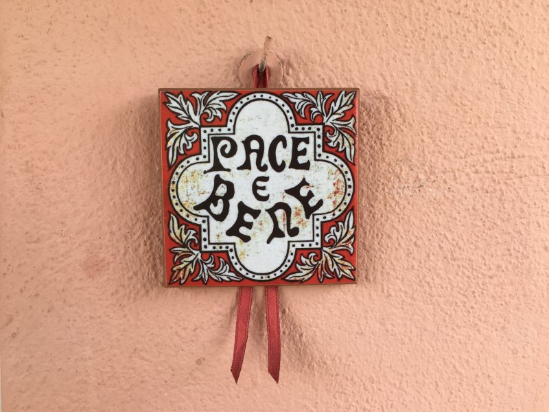 Peace and Love, un luogo spirituale